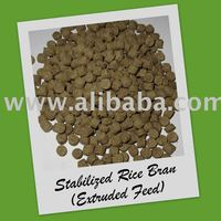 Stabilized Rice Bran