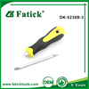 plastic handle heat treatment two head screwdriver