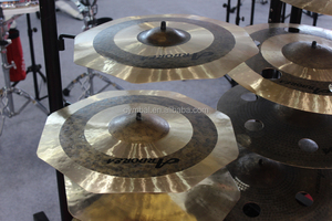 Traditional percussion music instrument ARBOREA Rocktagong cymbals new designed effect cymbals