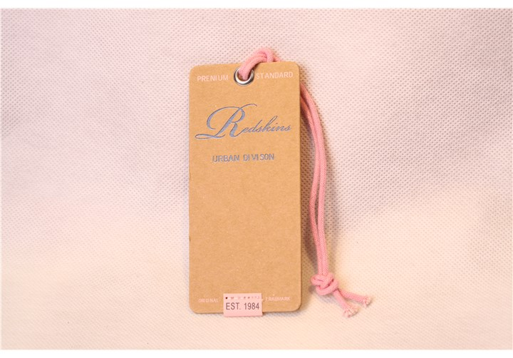 Best price private label clothing heart hang tag with good service and low price