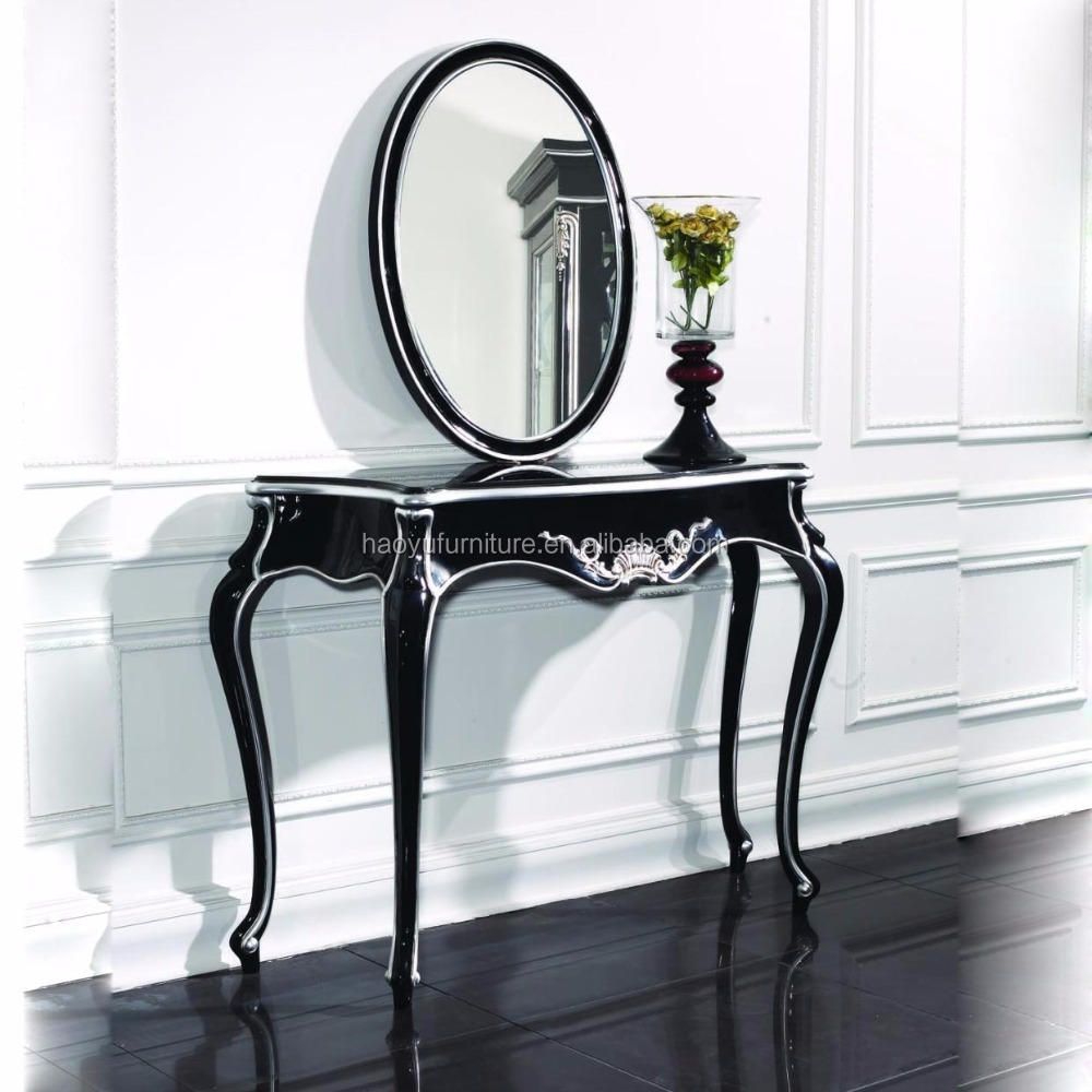 Wooden console table with mirror - Wooden Console Table With Mirror Wooden Console Table With Mirror Suppliers And Manufacturers At Alibaba Com