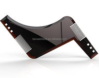 hot selling new products BEST Beard Styling and Shaping Template Comb Tool