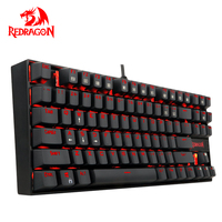 Hot Selling Redragon K552 Back lit Computer Back lit Mechanical Gaming Keyboard