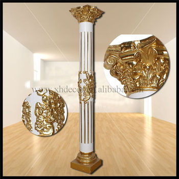 Frp Decoration Roman Columnpillar Pu Roman Column home