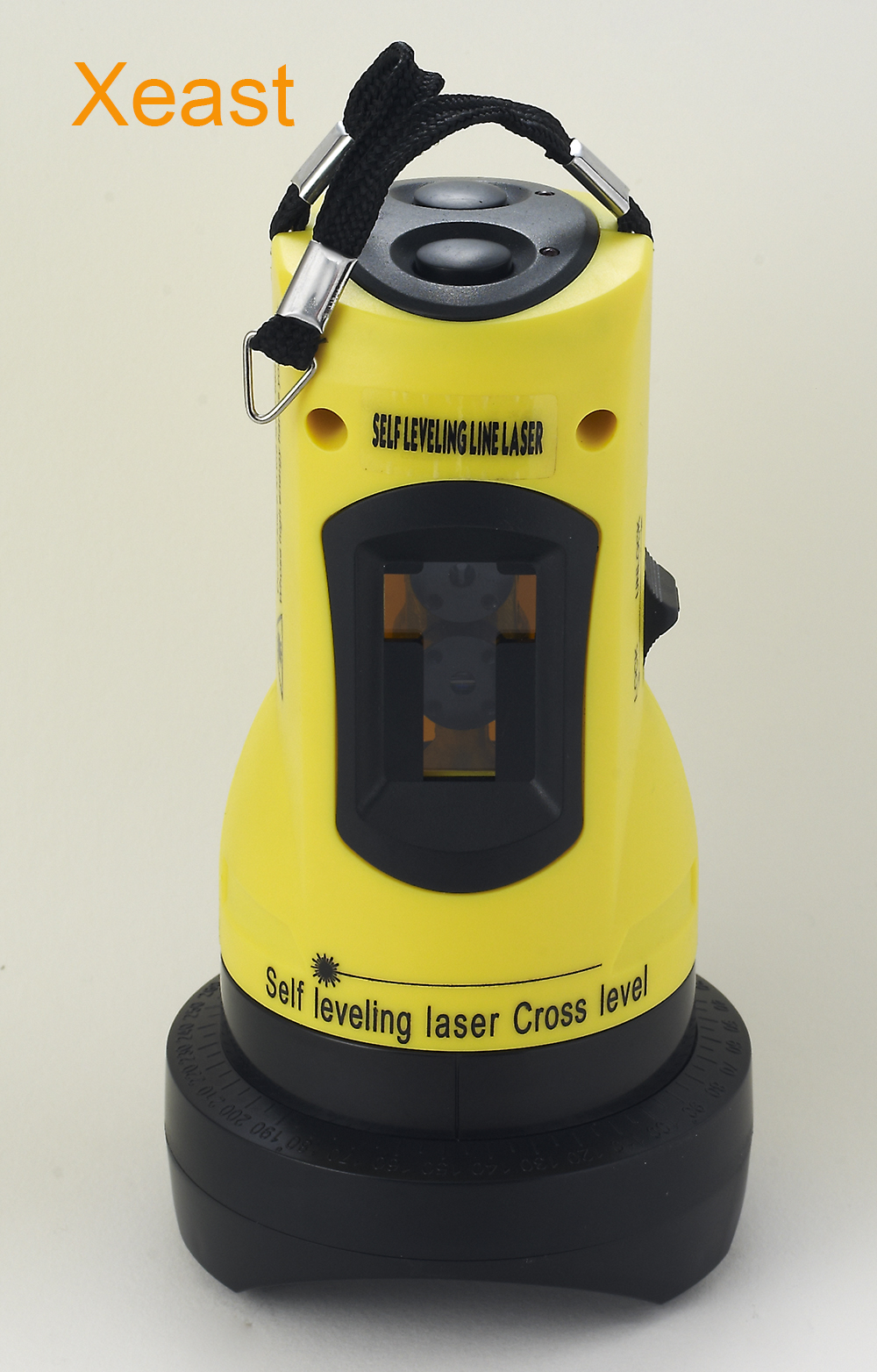New Professional 2 lines laser level 360 rotary cross laser line leveling can be used with outdoor receiver