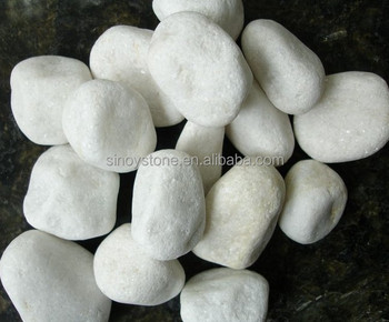 natural polished garden pebbles for sale mixed pebble for garden cheap pebble stone