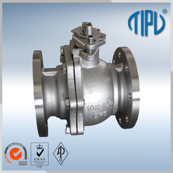 3 Way Diverter Valve Pneumatic Actuator Ball Valve