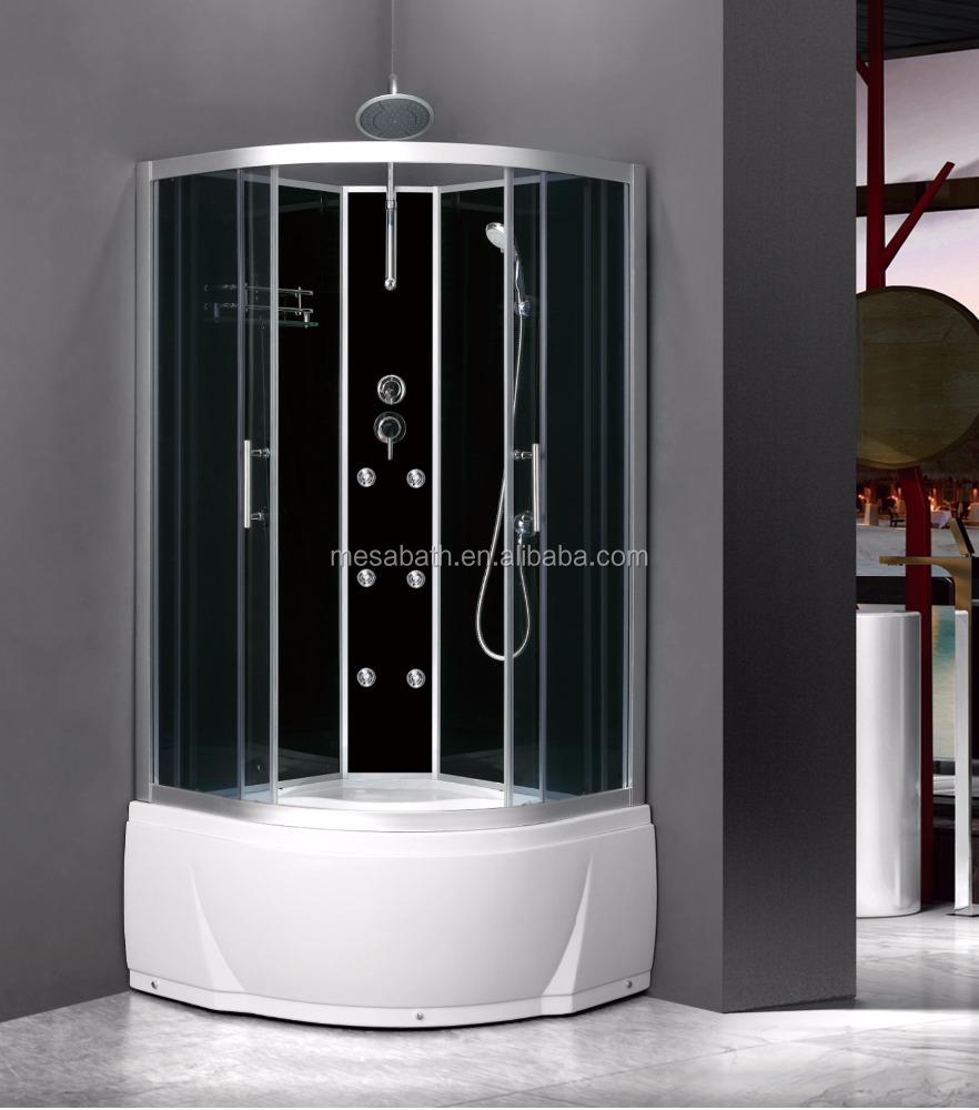 mesa de la venta caliente de alta calidad de la forma redonda cabina de ducha hecho