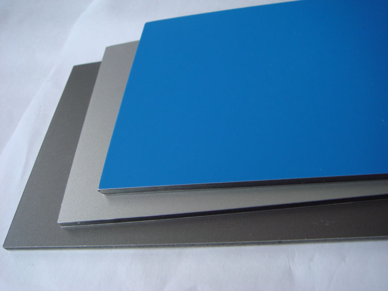 Alcatop rivestimento pvdf pannello composito in alluminio per ...
