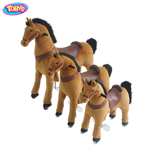 Animal Ride for Mall Mechanical Horse Game Pony