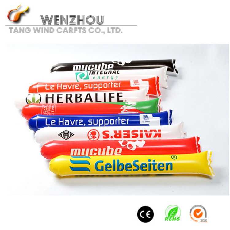 Promotional Printed Cheer Sticks and Balloons