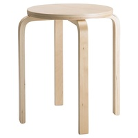 Colorful beauty stool seat stool chair wooden for sale
