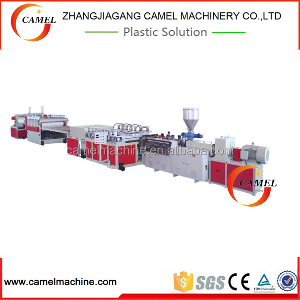 Wood pvc window frame extrusion wpc composite door making machine with nice price