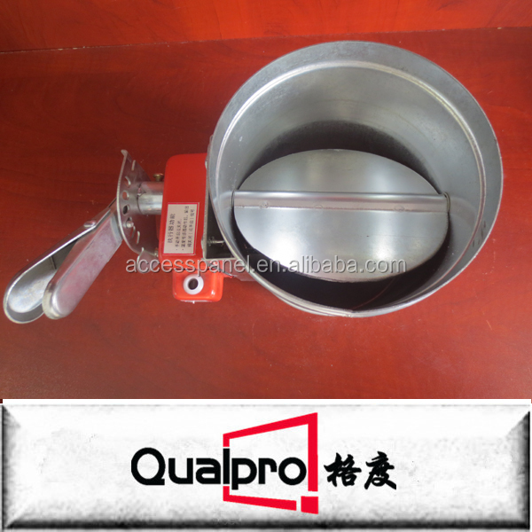 Whole Sale Best Quality Galvanized Volume Damper for HVAC DK5597