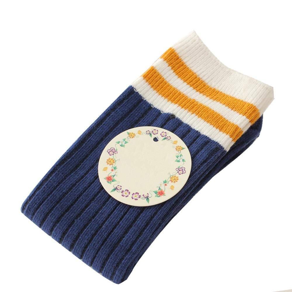 Sunward Toddler Socks, Non Skid Cotton Socks Baby Boys Girls Knee High Socks 1 Pairs
