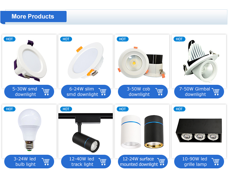 7W Wholesale 3000K / 4000K / 6000K china led bulb lighting G24 E27 lamp base replace the energy saving lamp led bulb