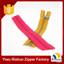 Alibaba high quality waterproof eco-friendly fire retardant aramid zipper