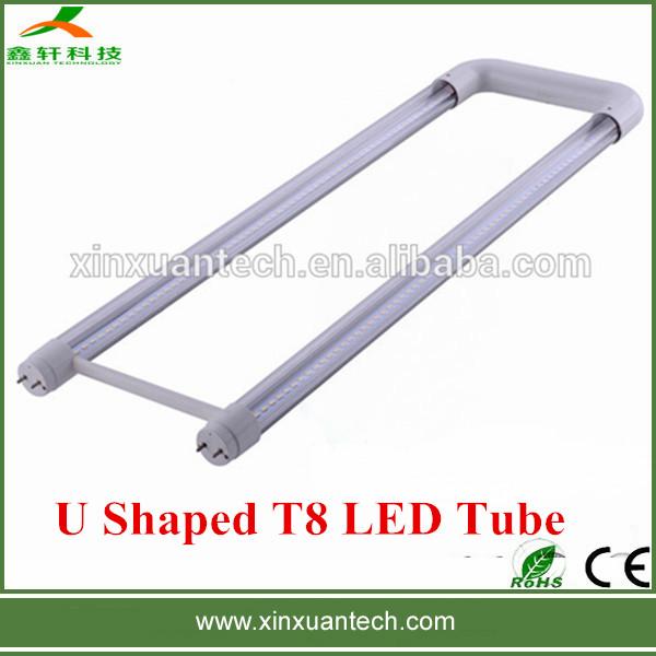 18w U Bend Lamp G13 Base 600mm 2feet T8 U Shaped Led U Tube Lamp ...