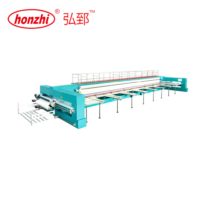 HZ-464 rolling type embroidery machine