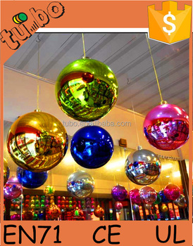 Inflatable Christmas Decoration Large Outdoor Ball Ornament