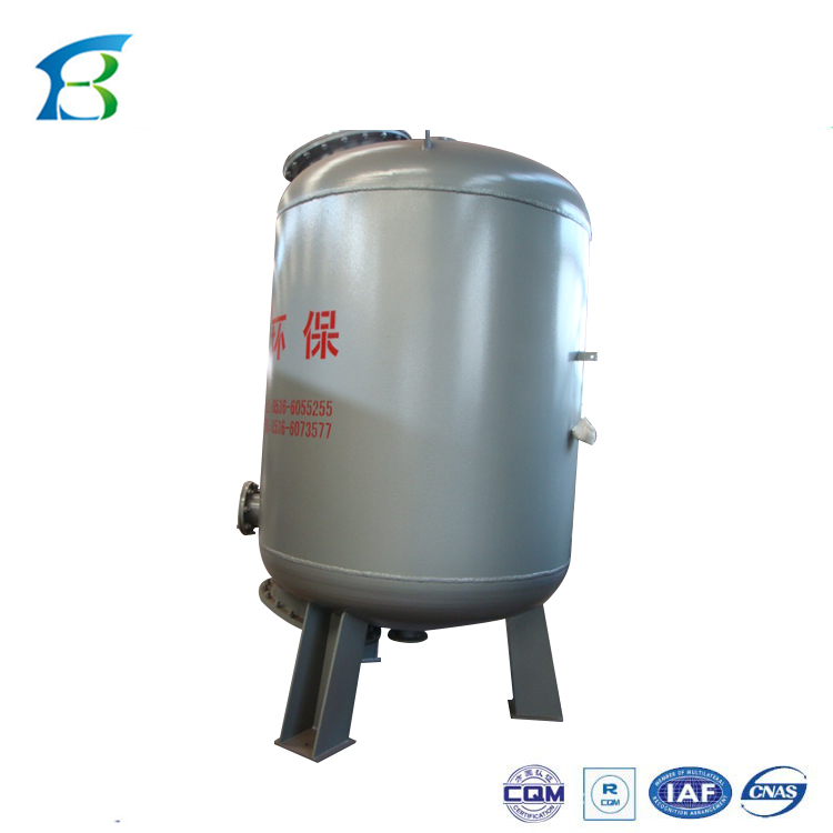 Manufacturer of sand/active carbon mechanical/membrane filter for water/sewage treatment of sugar industry