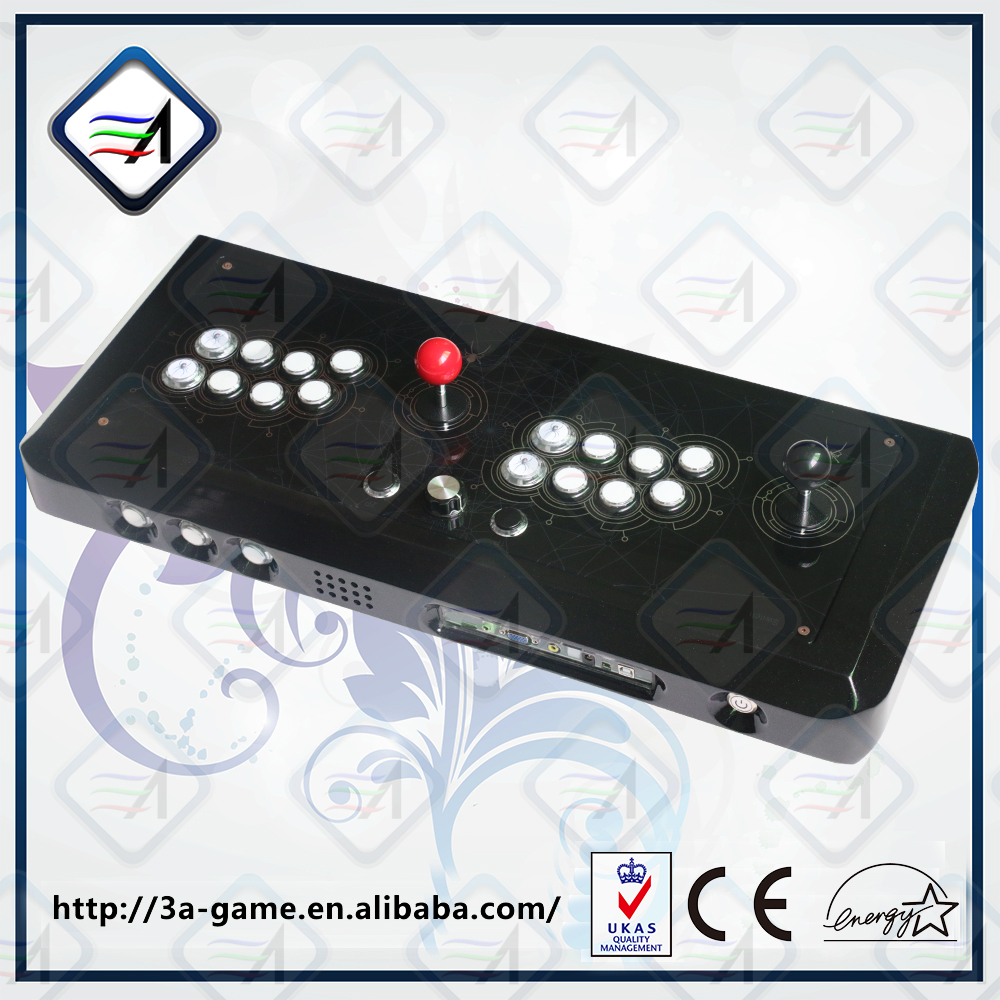 2 Players Arcade Stick Pandora Box 4 Controller Fight Button VGA/ AV Output USB to PC Game Control