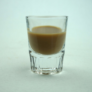 2oz Bulk Package Small Handless Glass Cup For Espresso Coffee Mugs