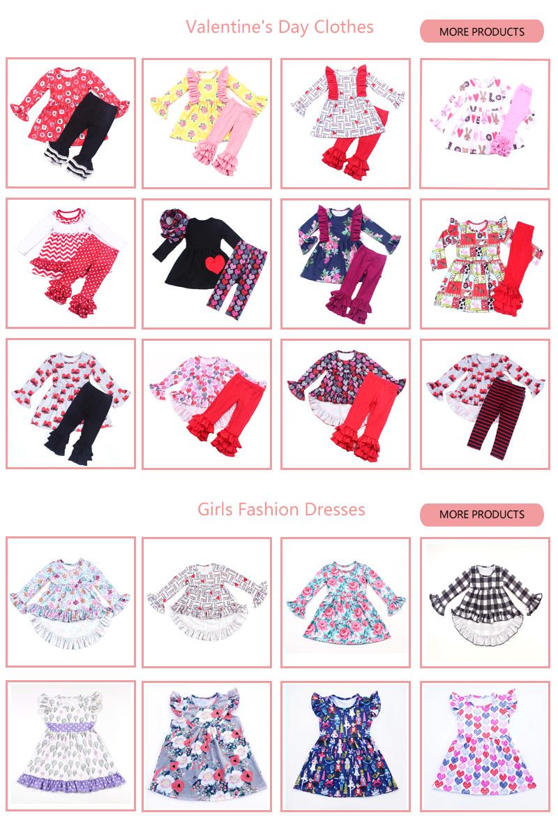 फैशन प्यारा बच्चों को लड़कियों में सबसे ऊपर गेंडा पैटर्न व्याकुल लड़कियों के लिए वस्त्र में सबसे ऊपर