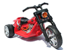 Harley Children Battery Operated Ride On Motorcycle