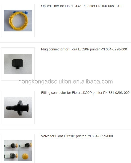 Ink tank assy for Flora LJ320P printer PN 312-0085-020