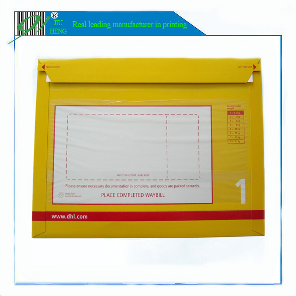 Pantone Color Printing Cardboard Envelopes Dhl Courier Envelopes - Buy  Pantone Color Printing Envelope,Dhl Courier Envelopes,Cardboard Envelopes  Dhl