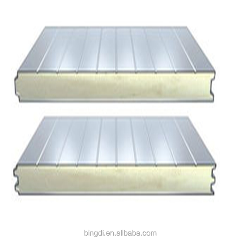 150mm thickness PU panel sandwich panel