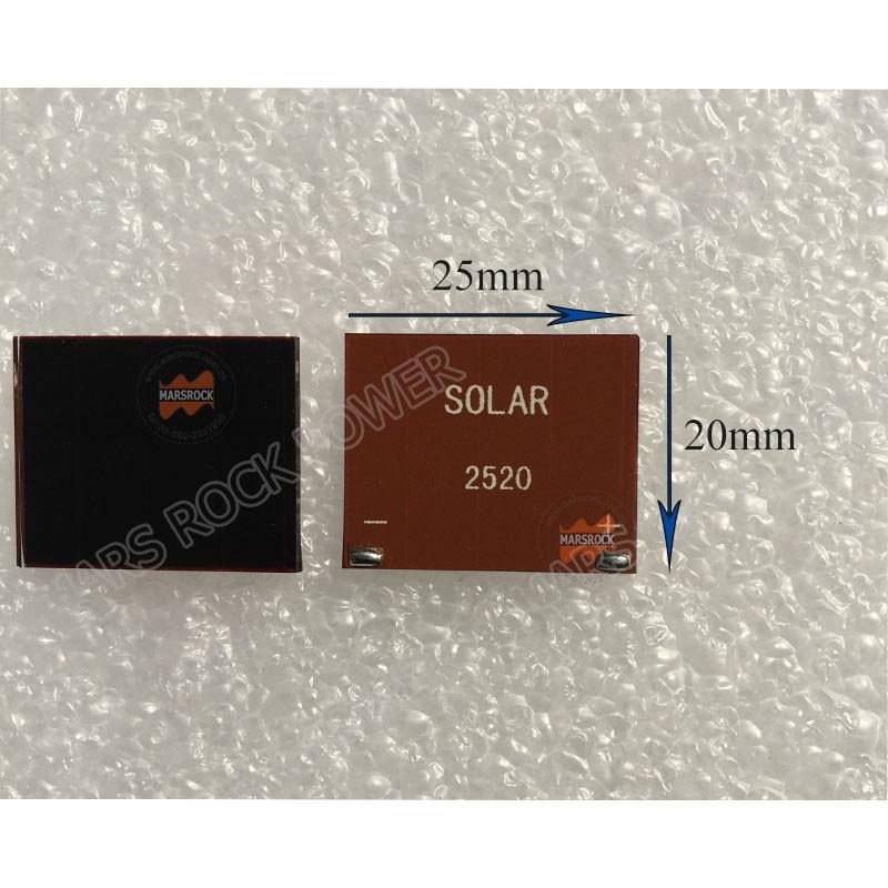 Células Solares de Silício Amorfo de Película