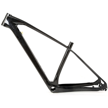 new 2017 china suppliers 17inch 19inch 21inch super light mtb carbon frame 29er