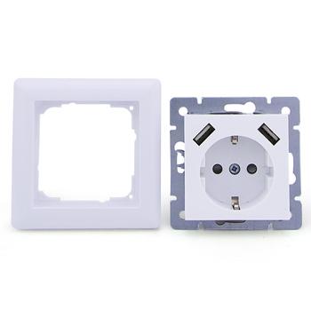 2200w Wall Plug Outlet Wifi Smart Power Switch For Eu - Buy 2200w ...