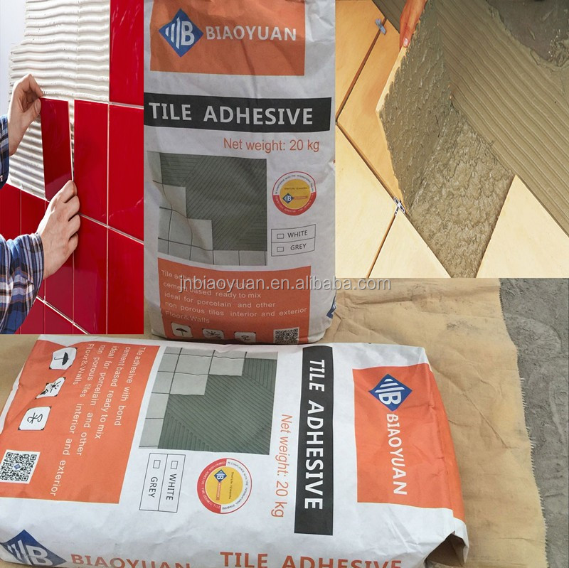 Super Strong Best Tile Glue Price Porcelain Adhesive Factory