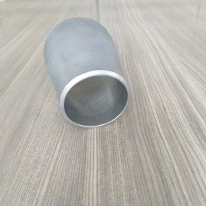China made Gr2 Titanium pipe fitting Concentric Reducer
