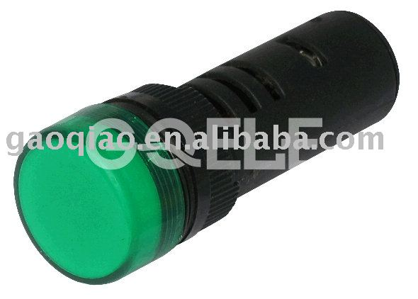 16mm mounting size LED indicator light (indicator lamp)