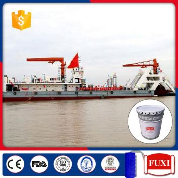 Colorful Epoxy Resin Boat Marine Ballast Tank Anticorrosive Coating Paint