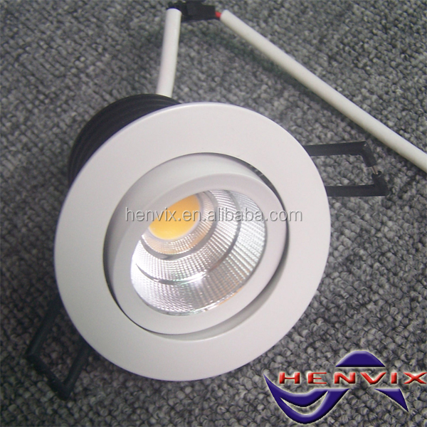 10w Cut Out 60-70mm Led Dimmable Downlight,Cree Led Downlight ...