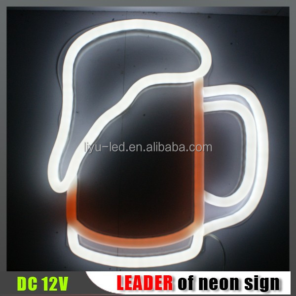 China factory flexible neon led <strong>sign</strong> for adversting