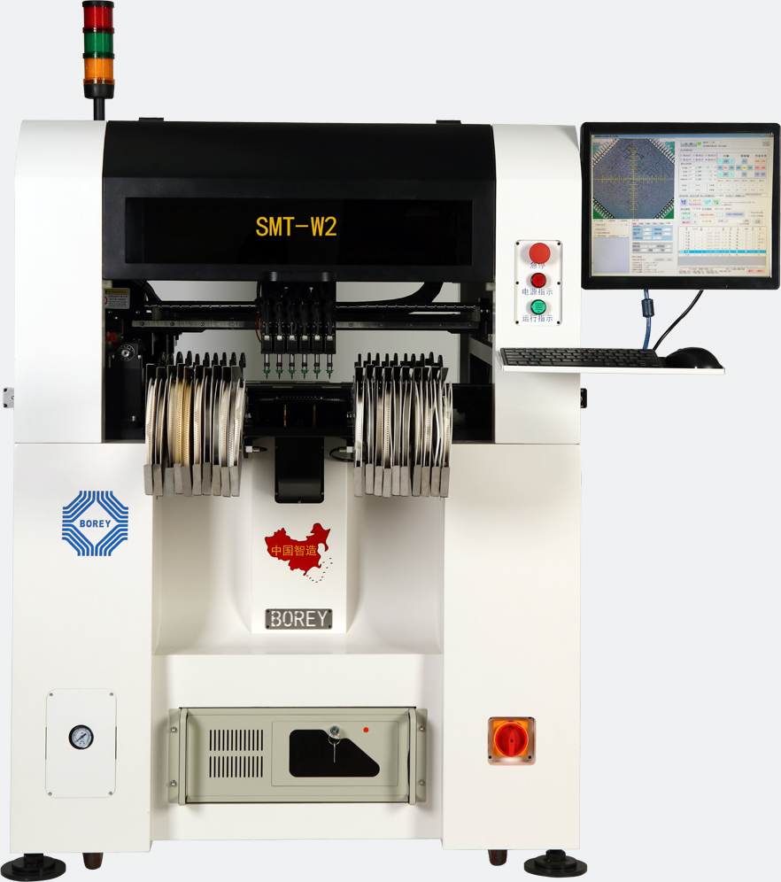 Hoge Kwaliteit Chip Mounter Pcb Montage Smd Component Taping Machine