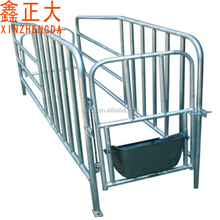 pig gestation stall/limit crates/pig cage for sale