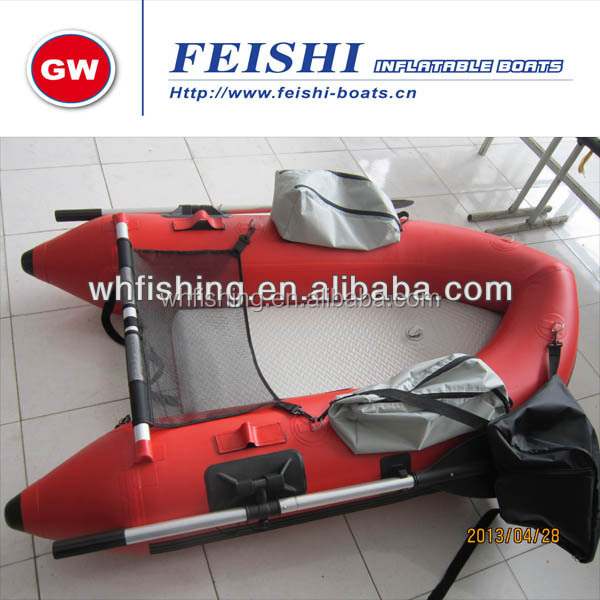 2015 Inflatable Fishing Boat with Paddle Boating China Manufacturer Boat
