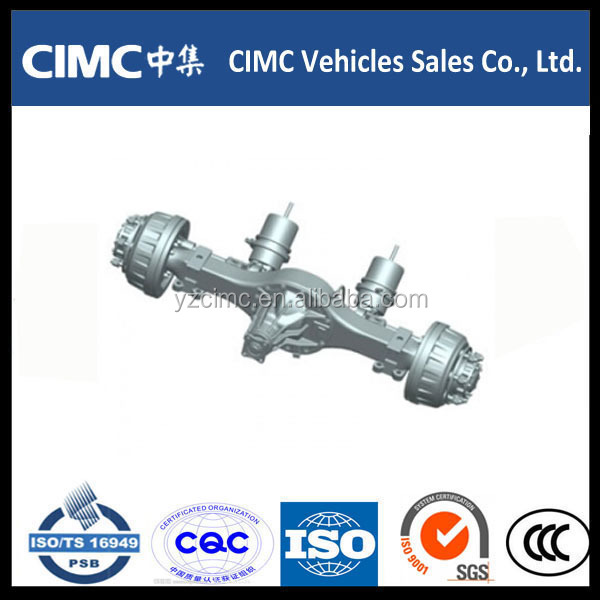 MCY05 Drum Type Single Reduction Drive Axle