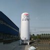 10 cubic meter cryogenic liquid natural gas storage tank