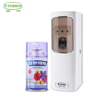 Hotel Room Office Bathroom Automatic Air Freshener Sprayer Perfume Fragrance Dispenser Yk3280