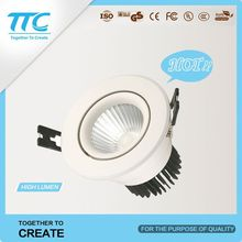 China supply hoge heldere swivel led downlight Concurrerende prijs
