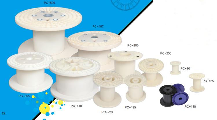 Plastic Empty Wire Spools Plastic Bobbin Factory Buy