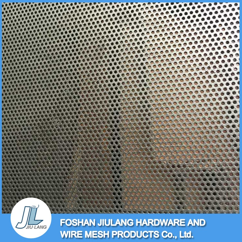 popular hot dipped galvanized perforated metal screen door mesh